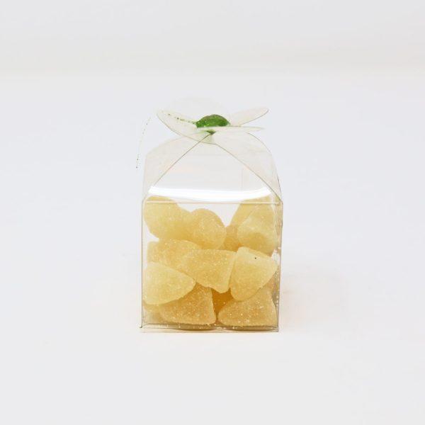 Caramelle gelèe al miele di tiglio